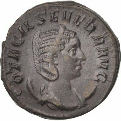 Au Billon Ric:130 Durable Service #500606 Rome Otacilia Severa Provided Antoninianus 50-53