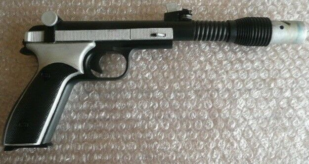 Star Wars - Defender-5 Spreding Blaster - 1 1 Prop for Cosplay or Display