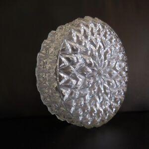 Globe-plafonnier-en-verre-art-deco-art-nouveau-vintage-XXe-France