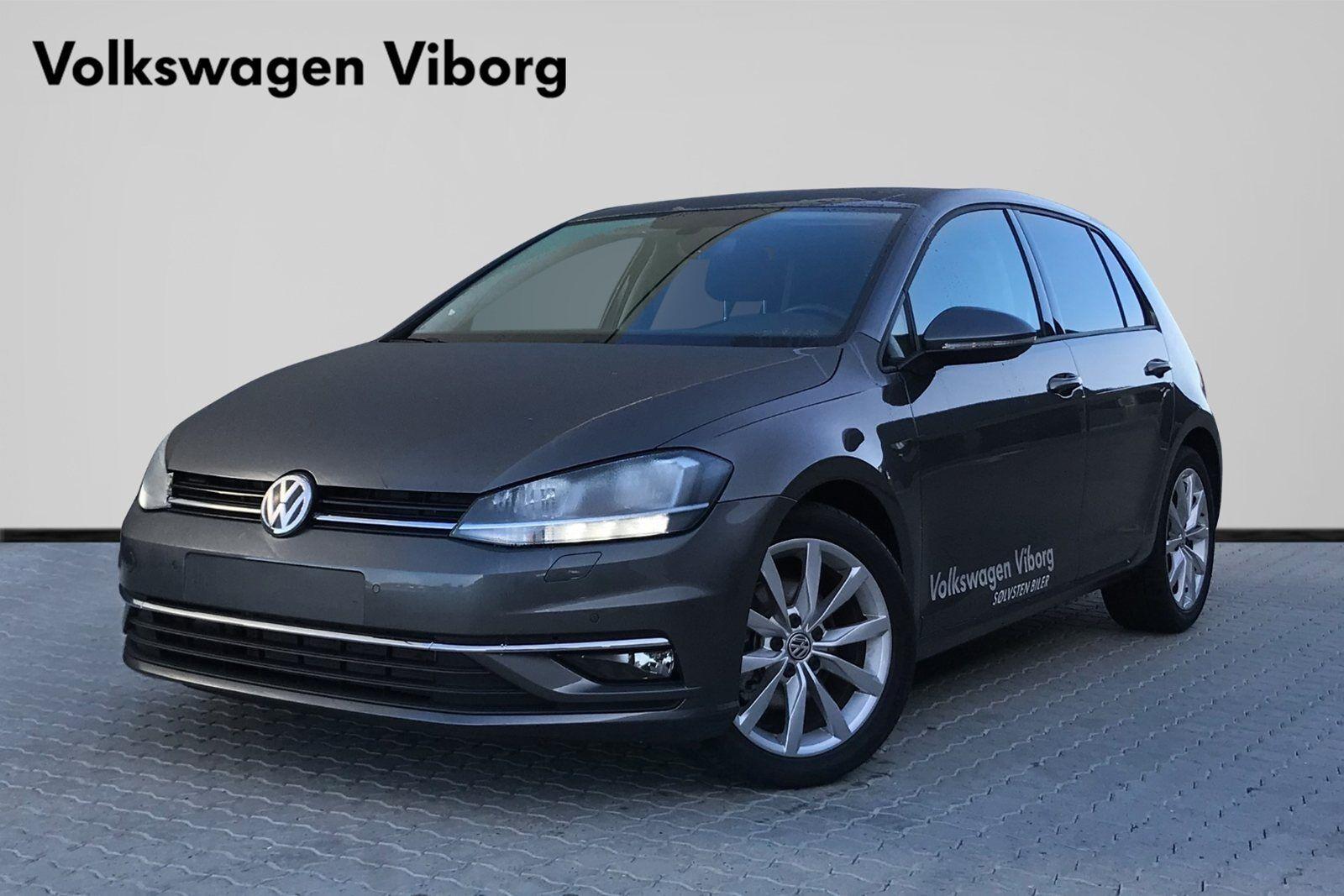 VW Golf VII 1,5 TSi 150 Highline DSG 5d - 299.900 kr.