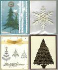 Handmade CHRISTMAS GIFT CARD/MONEY HOLDERS #C$-11--Lot of 4