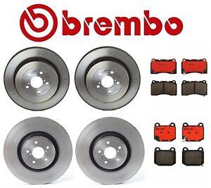 Brembo Front  Ceramic Disc Brake Pads  for Subaru