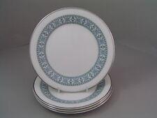 Royal Doulton contrappunto lato piatto x 4.