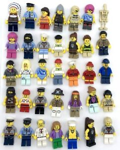 LEGO-10-NEW-MINIFIGURES-TOWN-CITY-SERIES-BOY-GIRL-TOWN-PEOPLE-SET