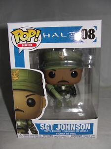 Funko-Pop-Halo-Sgt-Johnson-Vinyl-Figure-New