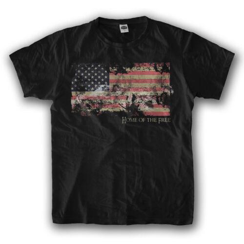 Home Of The Free US Flag t shirt tshirt tshirts shirts USA america
