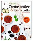 Crème brûlée & Panna cotta von Jette Sander (2014, Kunststoffeinband)