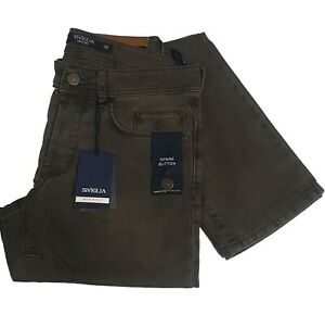 Siviglia-SP01VEU13-Pantalone-Jeans-Uomo-Colori-vari-tg-varie-67-OCCASIONE