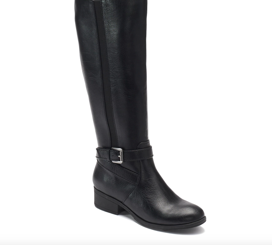 Croft & Barrow ® Alice para Mujer Ortholite botas botas botas de montar  presentando toda la última moda de la calle