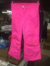 Faded glory ladies snow pants taped seams charcoal L 12-14 or 3x