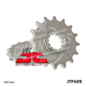 JT Sprockets JTF409.16 16T Steel Front Sprocket