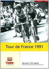 Tour De France 1991 DVD NEU Ole Miguel Indurain Radsport