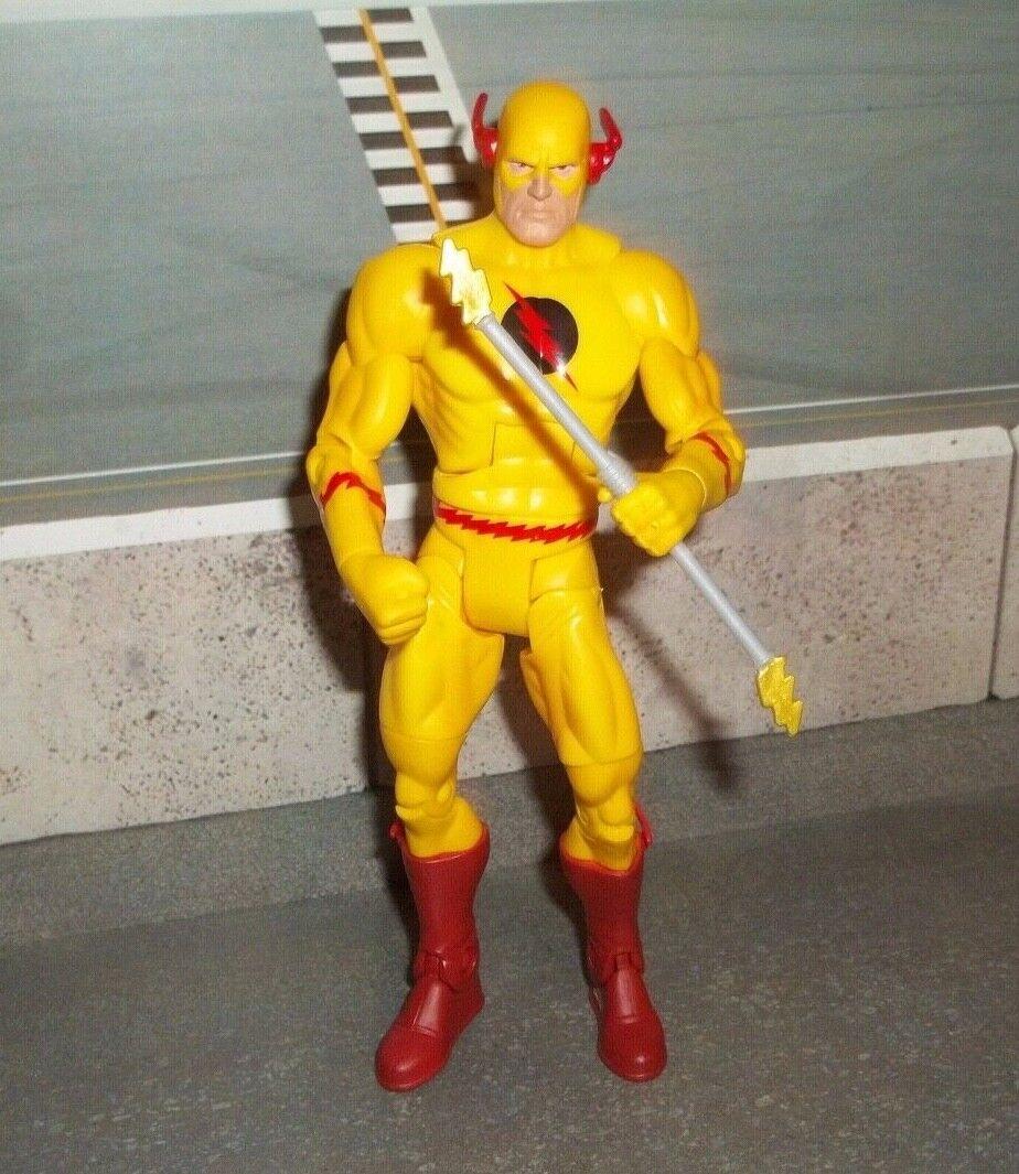DC Universe Classics Wave 20 Professeur Zoom Reverse Flash Figure Detective comics universe classics MATTEL