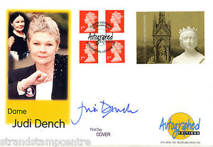 2001 Queen Victoria Lbl - Westminster Auto Editions Official - Signed JUDI DENCH