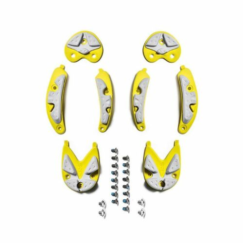 SIDI Replacement plugs shoe sole inserts MTB DRAGON 3 SPIDER 013 39-40 YELLOW