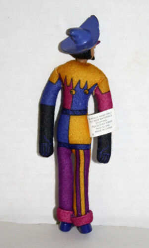 Plush Clopin Jester Pirate Disneys 1996 Hunchback of Notre Dame Movie 6 1//2/""