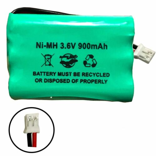 SANIK 29030-10 2903010 Ni-MH Battery Pack Replacement for Video Baby Monitor