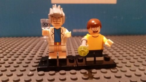 Rick and Morty LEGO COMPATIBLE Minifigures