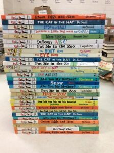 Lot-of-10-Dr-Seuss-Beginner-Books-amp-Bright-and-Early-Books-Free-Shipping