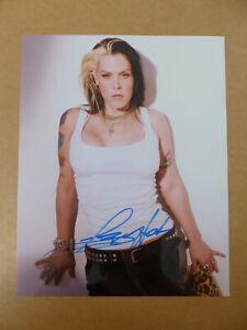 BETH HART signed Autogramm signiert auf 20x25 cm Foto