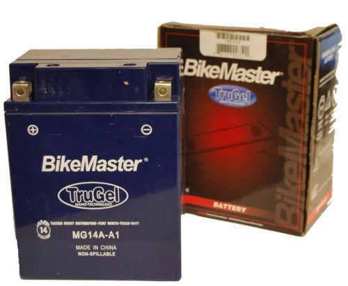 New TruGel Battery 2Yr Warranty Yamaha YFM350 ER Moto 4 1992 1993 1994 1995