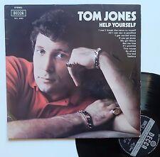 """LP Tom Jones  """"Help yourself"""""""