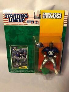 1994 Kenner Starting Lineup CORTEZ KENNEDY Seattle Seahawks