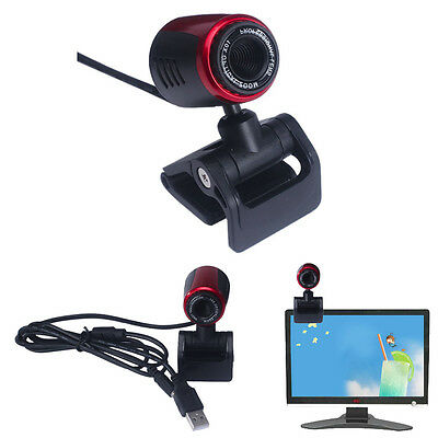 Usb HQ webcam led for pc computer laptop desktop camera with free led watch