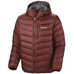 Columbia Nature Ridge Hooded Down Jacket, Omni Heat Puffer ...