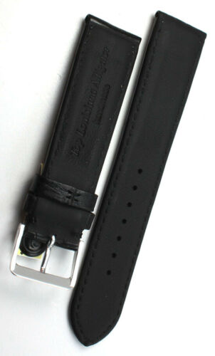 20mm Top Louisiana ALLIGATOR BAND made GERMANY Uhrenarmband Krokoband Watchband