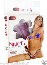 Woman-Dildo Butterfly-Vibrator Sex-Silicon Toy-Massager Stimulator Vibrating