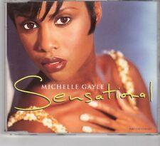 (HE705) Michelle Gayle, Sensational - 1997 CD