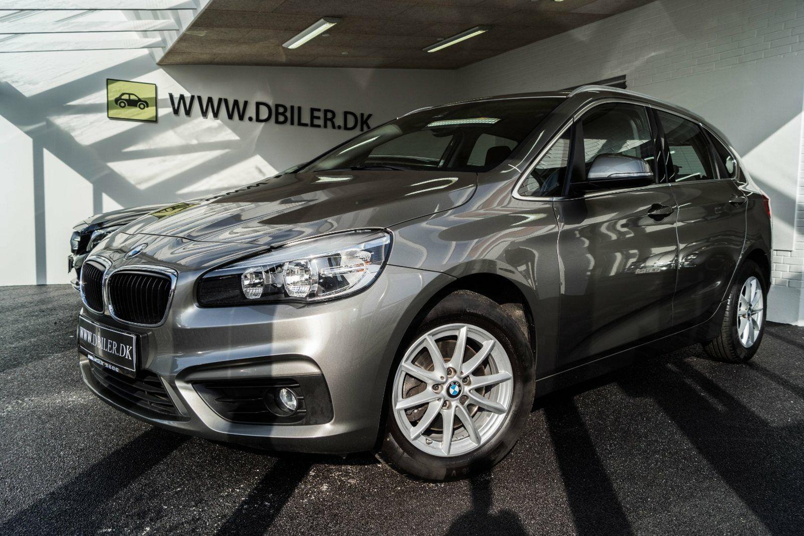 BMW 218i 1,5 Active Tourer Advantage 5d - 250.000 kr.