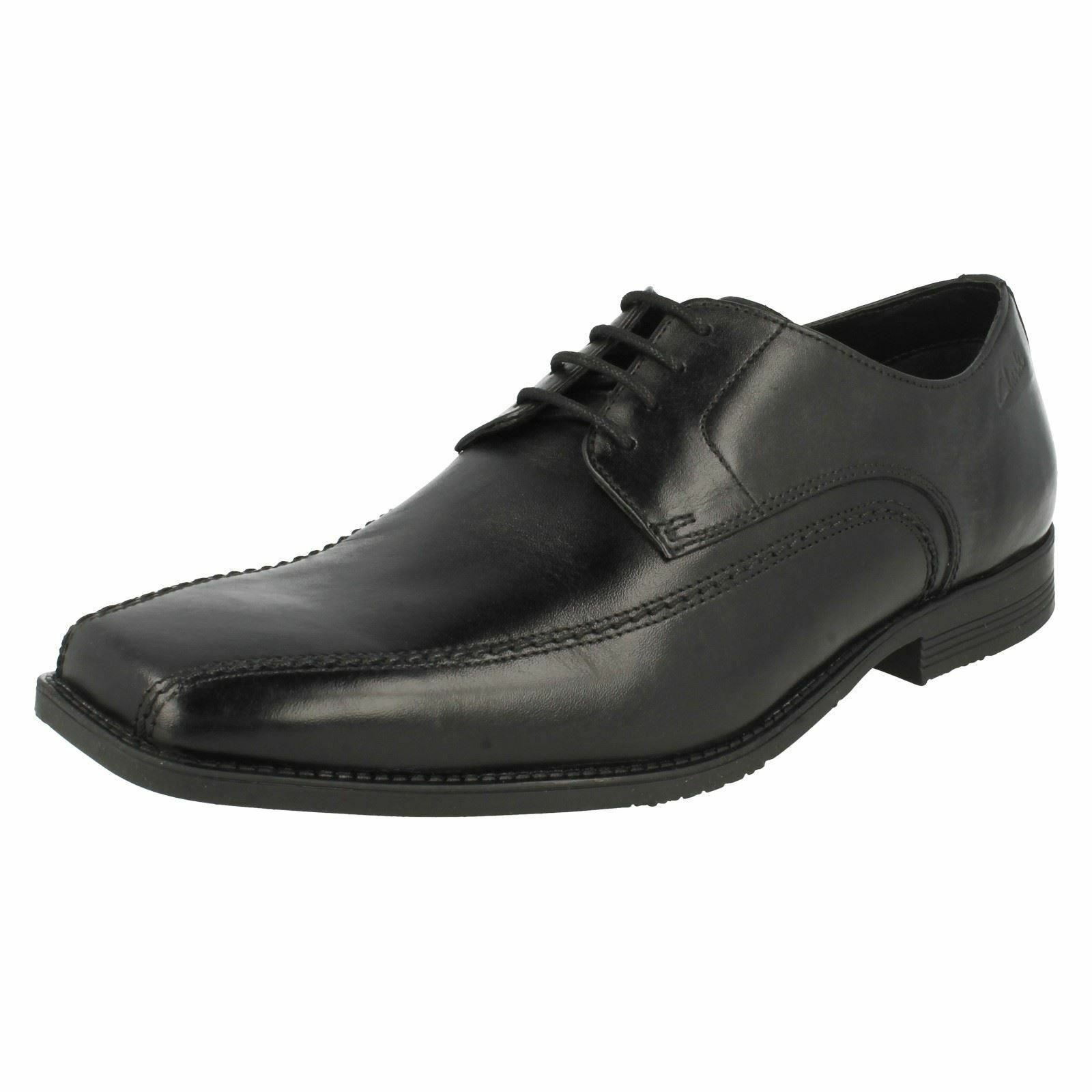 Homme Clarks FORMAL LACE UP chaussures Baker Dentelle