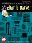 NEW - Mel Bay Essential Jazz Lines in the Style of Charlie Parker, Bass Edition
