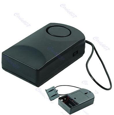 New Loud Wireless Touch Sensor Door Knob Entry Alarm Alert Security Anti Theft