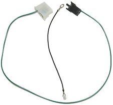 SPEAKER HARNESS GM front single center dash wire wires wiring radio leads 33426