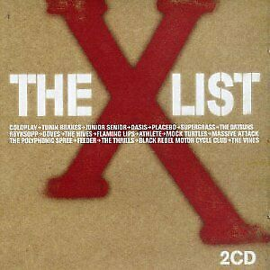 The X-List, Various Artists, Used; Good CD