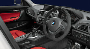 BMW-Genuine-Interior-Carbon-Alcantara-Trim-Set-1-Series-F20-116i-118i-125i-M135i