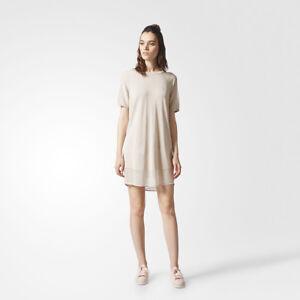 exclusive range special sales exquisite style Details zu Adidas Original Damen T-Shirt Kleid Damen Segel BR2229