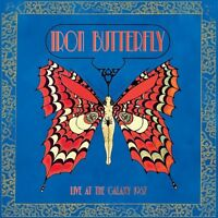 Iron Butterfly - Live At The Galaxy 1967 [new Cd] on Sale