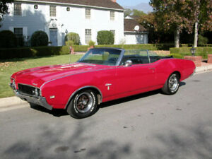 LOOKING FOR: 1969 1970 1971 1972 CUTLASS OLDSMOBILE CONVERTIBLE