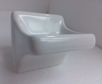 BA768 White Soap Holder