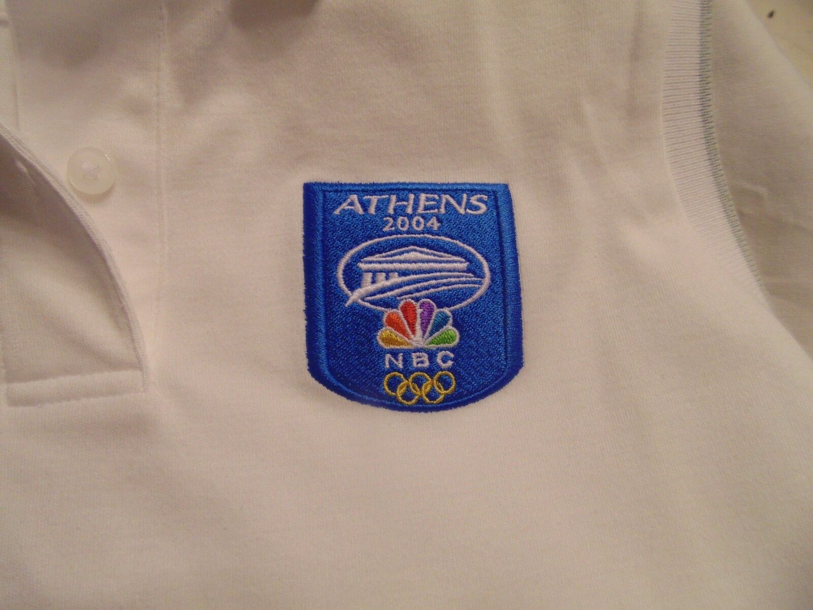 NBC Adidas 2004 Jeux olympiques d Athènes Olympiques Polo sans manches femme