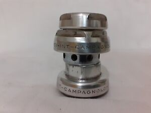 """1980s Vintage Serie sterzo Campagnolo, C-Record headset 1""""ITA EXCELLENT"""
