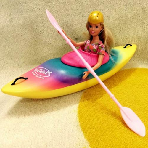 "12/"" Doll Accessory It-Girl On-the-Go Beach Kayak Set BIN"