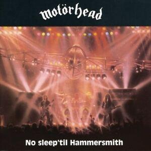 Motorhead-No-Sleep-039-Til-Hammersmith-New-CD-Deluxe-Edition-UK-Import