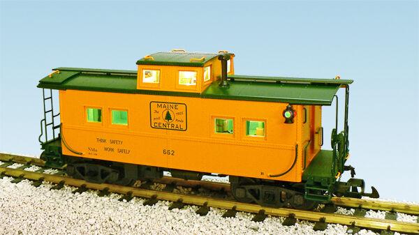 protección post-venta USA Trains cúpula del centro de escala 12164 12164 12164 G furgón de cola Maine Central  Esperando por ti