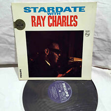 LP – RAY CHARLES /   STARDATE  WITH RAY CHARLES / TOP!