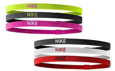 Discreto Elastici Capelli Tennis Nike Swoosh Sport Hairbands 3pk 2.0 Vari Colori Federer Impermeabile, Resistente Agli Urti E Antimagnetico
